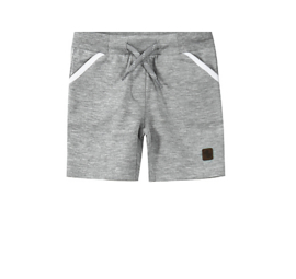 Ducky Beau short - Grey Melange