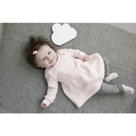 Dirkje baby jurk Light pink - So Soft Love