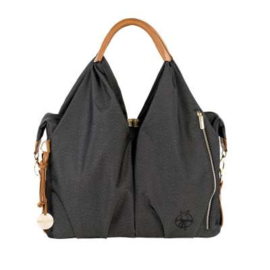 Lässig Neckline Bag - denim black