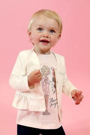 Ducky Beau Tuniek roze - Blushing Bride