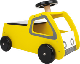 Ride-on auto Tom