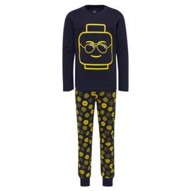 Lego Wear Pyjama  - Lego hood navy