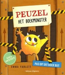 Peuzel het monsterboek - met flapjes