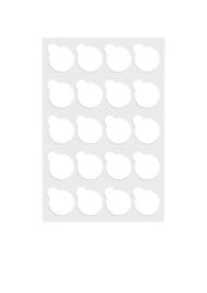 LIJM STICKERS/100 stuks