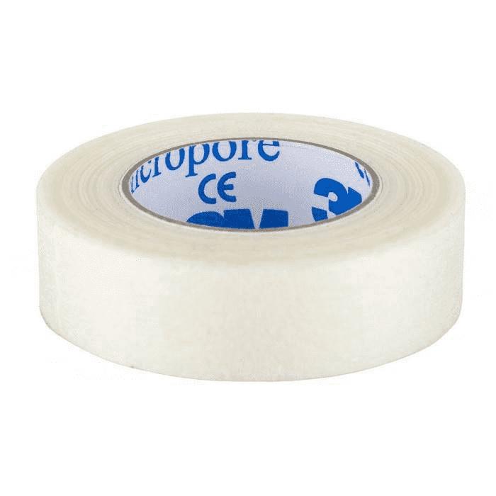 Papieren kleefband (micropore)