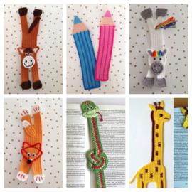Nieuw Boekenleggers (diverse modellen)   • Boekenleggers   Handmade by BY-61