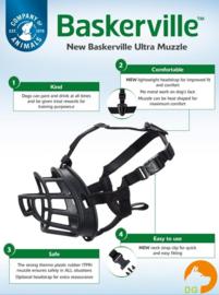 Muilkorf Baskerville Ultra 5