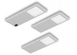 Keukenlamp LED 3 voudig