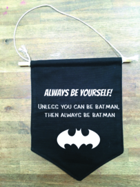 Vaandel 'Batman'
