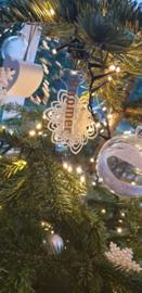 Kerstboomhanger botje