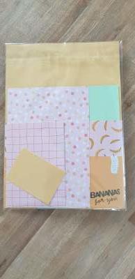 Pocketletter pakket