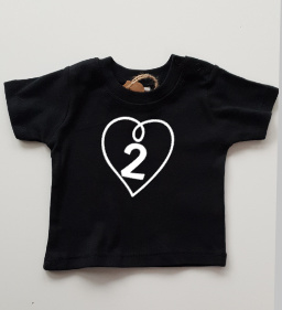 Nr 1-2-3 (Kleine t-shirts)