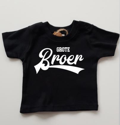 Grote broer (Kleine t-shirts)