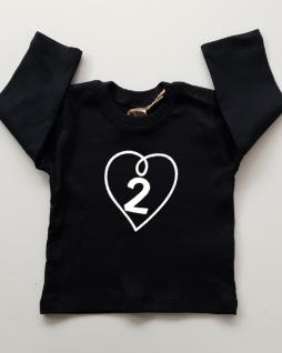 Nr 1-2-3 (Kleine longsleeves)