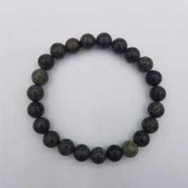 Armband, Green Curb Stones