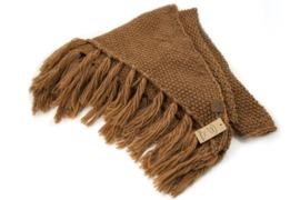 Sjaal/omslagdoek Camel