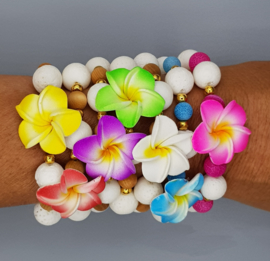 Armband Temple flower