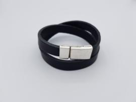 Heren wikkel Armband