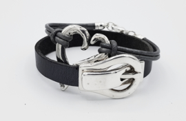 Dames Armband H❤RT ONDER DE RIEM SET.