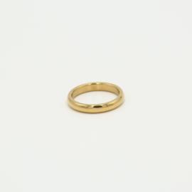 Ring basic goud