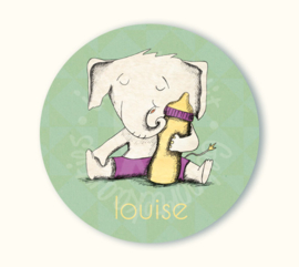 Sticker Louise