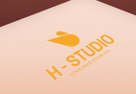Logo: H-Studio