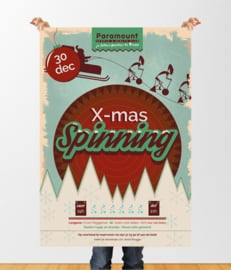 Affiche: Paramount X-mas Spinning