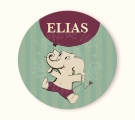 Sticker Elias