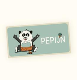 Rechte Sticker Pepijn