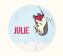 Sticker Julie