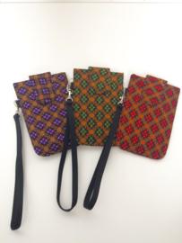 Telefoonhoes (batik variant)