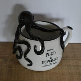 Oktopus Beker