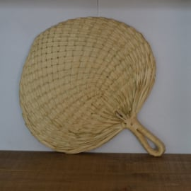 Handwaaier Palmblad