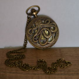 Pocket Watch Octopus