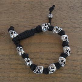 Schedel Armband