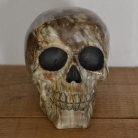Skull Marble Look