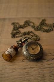 Pocket Watch Bottle of Rum