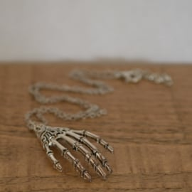 Necklace Hand