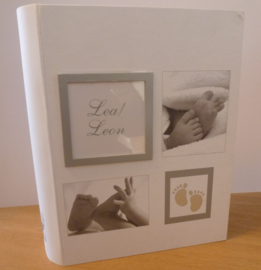 Baby Memorybox Little Foot
