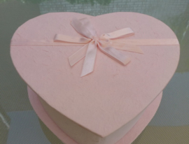 Baby Memorybox Hearty Roze