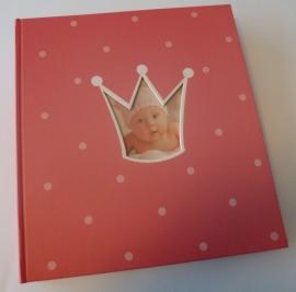 Babyfotoalbum Princess