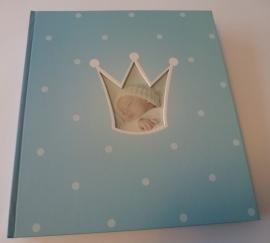 Babyfotoalbum Prince