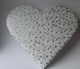 Receptiealbum Silver Heart -- EXTRA KORTING!!