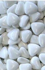 Chocolade Hartjes Wit