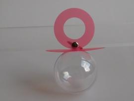 DIY - Verpakkingen 10 Stuks Roze speen