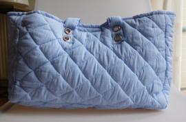 Kraamkadootje Baby Verzorgingstas Blauw
