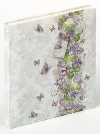 Receptiealbum Romantic Flowers -- EXTRA KORTING!!