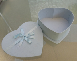 Baby Memorybox Hearty Blauw