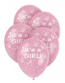 Babyshower Ballonnen It's a Girl