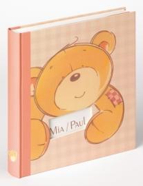 Babyfotoalbum Honey Roze